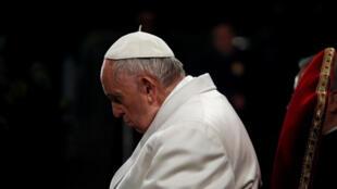 Le Vatican fait face à une multiplication des scandales sexuels au sein de l'Eglise.