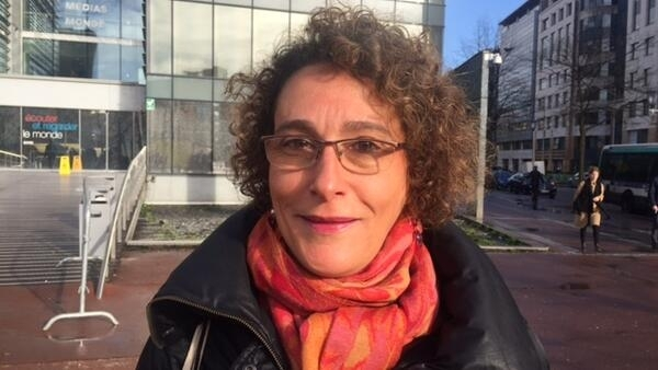 A historiadora Mônica Raisa Schpun