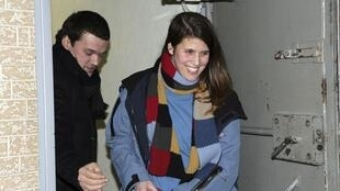 Камила Специале выходит из тюрьмы 21 ноября 2013