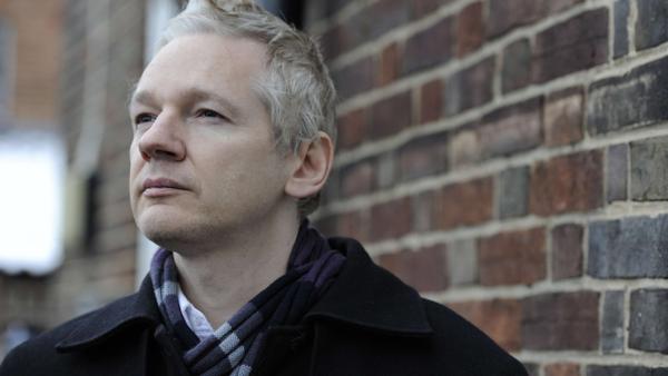 El fundador de WikiLeaks, Julian Assange, el 19 de diciembre 2010.