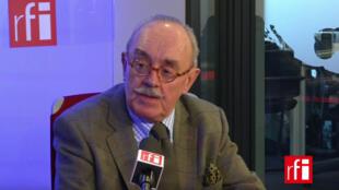 O economista Jean Yves Carfantan