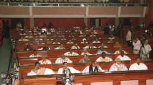 Des deputés mauritaniens lors d'une session au Parlement. (Image d'illustration)