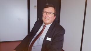 Jean Betremieux, directeur du pôle développement économique de la Communauté d'Agglomération de Saint-Omer.