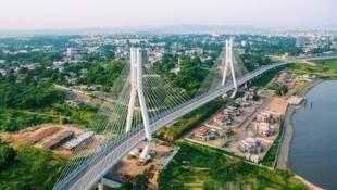 Une vue de Brazzaville (Photo d'illustration).