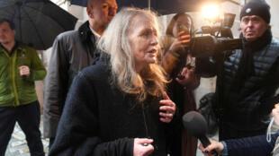 Kristina Lugn, membro da Academia Nobel