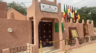 «La case du tirailleur», le musée en mémoire des poilus africains de la guerre de 14-18, a été inauguré à Thiowor, à environ 200 kilomètres au nord de Dakar, Sénégal.