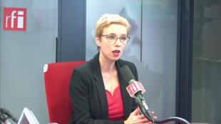 Clémentine Autain sur RFI le 29 janvier 2020.