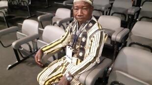 Moussa Moïse Rouamba, fondateur de l'Ecole privée d'élevage et de santé animale de Ouagadougou