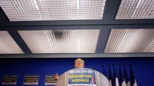 Jean-Marie Le Pen a rappelé qu'il n'avait pas l'intention de se retirer:
