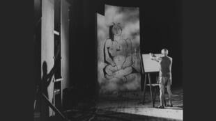 Picasso en su taller