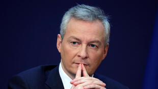 """French Finance Minister Bruno Le Maire welcomed the """"good news"""" on Monday and said France has honored its agreements."""