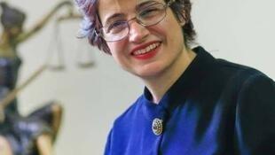 نسرین ستوده ، وکیل دادگستری و مدافع حقوق بشر