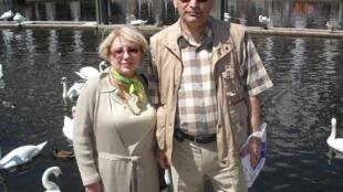 Узники совести в Азербайджане Лейла и Ариф Юнус