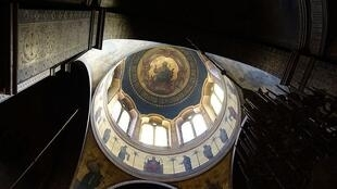 Собор Александра Невского в Париже, центр русской архиепископии в Западной Европы с 1920-х