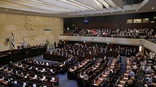 El presidente saliente del Parlamento, Yuli Edelstein, anunció el miércoles por la mañana la suspensión del trabajo del Parlamento hasta la próxima semana.