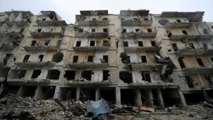 Alepo, segunda maior cidade síria