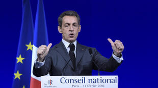 Former President Nicolas Sarkozy proposed a blueprint for the Republicans on Sunday.