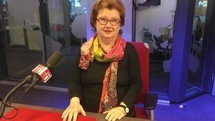 A antropóloga Manuela Carneiro da Cunha