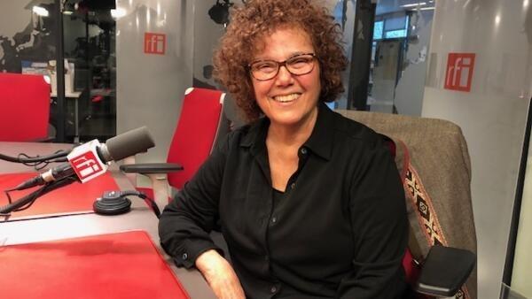 A artista brasileira Teresa Poester.