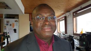 Tidiane Ouattara, expert en Sciences spatiales de la Commission de l'Union Africaine.