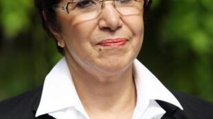 Bariza Khiari, présidente de l'Institut des cultures d'Islam à Paris.