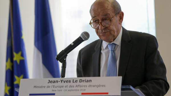 O governo francês anunciou impor sanções à dois cidadãos iranianos assim como contra os serviços de inteligência deste país em retaliação a uma tentativa de atentado na cidade de Villepinte, Seine-Saint Denis.