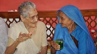India's older population aged 60 and above is over 100 million.