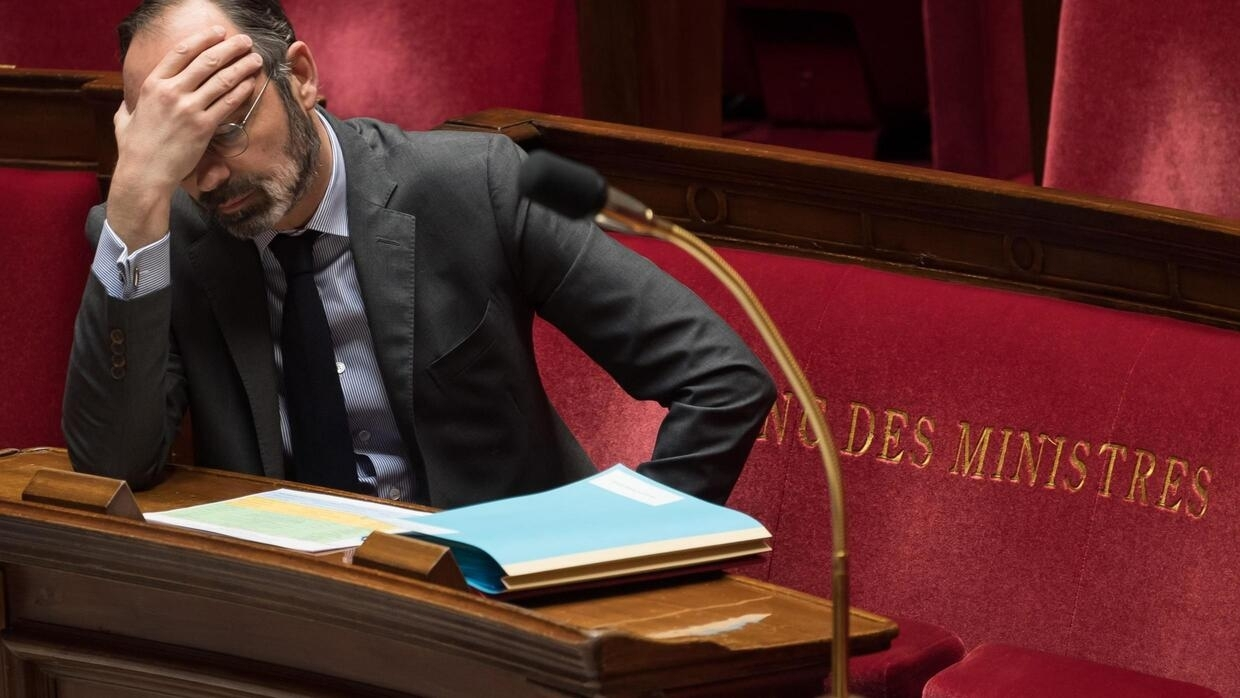 'First two weeks of April will be harder' in Covid-19 battle, French PM says