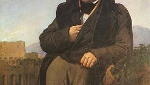 Portrait of Chateaubriand, 1808