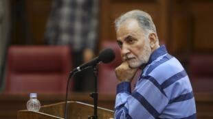 محمدعلی نجفی، شهردار سابق تهران