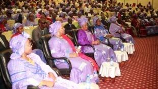 En 2013, Journée panafricaine des femmes au CICB consacrée à l'engagement des femmes pour la construction du Mali.