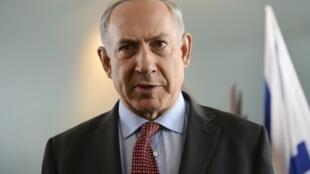 El primer ministro israelí, Benjamin Netanyahu, en un imagen de archivo.