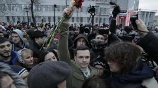 В Москве завершилась встреча с жителями, организованная Яшиным