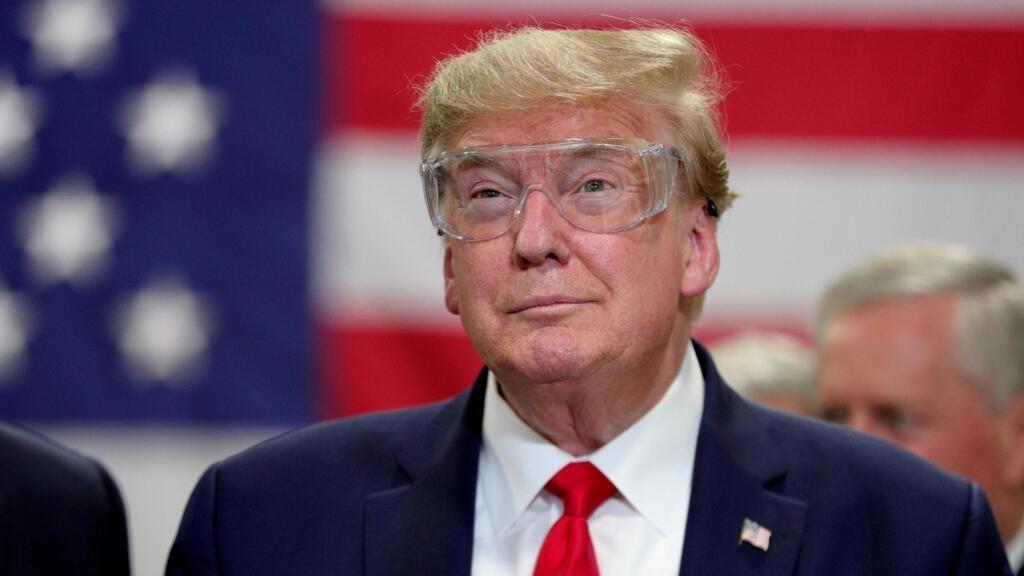 Etats-Unis: Donald Trump se montre optimiste sur la fin du confinement