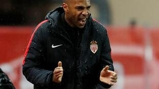 Thierry Henry is trying to steer Monaco out of the Ligue 1 relegation zone.