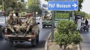 Армия Пакистана вновь контролирует военно-морскую базу Мехран