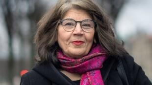 ژیلا مساعد عضو جدید آکادمی سوئد