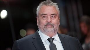 French film director Luc Besson is seen in this file picture.