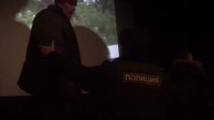 Сторонники пророссийских сепаратистов сорвали показ фильма «Полет пули» в Москве