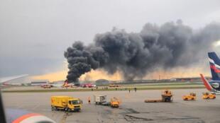 Следственный комитет сообщил о 41 погибшем в результате катастрофы SSJ 100 в Шереметьеве