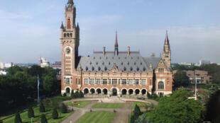 Trụ sở Tòa Án Trọng Tài Thường Trực ở La Haye, Hà Lan.