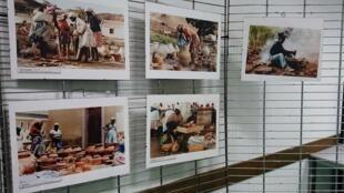 Exposição das Mulheres Cabo-Verdianas durante as Jornadas Internacionais dos Direitos das Mulheres.