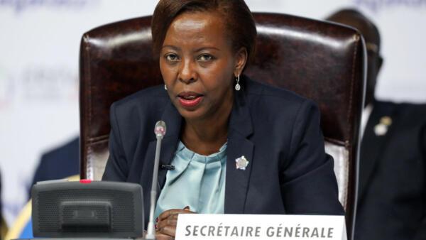 Kasashen Francophonie, sun zabi Louise Mushikwabo yar kasar Rwanda