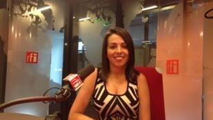 Rafaela Manes é responsável pela divulgação do UR Browser no Brasil.