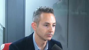 Ian Brossat, porte-parole du Parti communiste français (PCF).