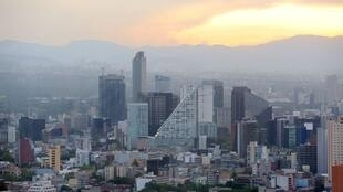 Vue de Mexico (photo d'illustration).
