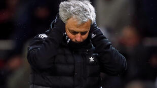 Jose Mourinho was critical of several of his players during the 2-0 victory over Brighton in the FA Cup quarter-final.