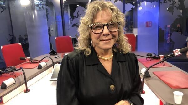 A cineasta e professora de cinema da Universidade Federal Fluminense, Aída Marques.