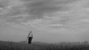 Captura vídeo do filme Haruo Ohara, interpretado por Marco Hisatomi