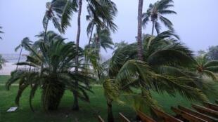 Разрушительный ураган «Дориан» добрался до Багамских островов